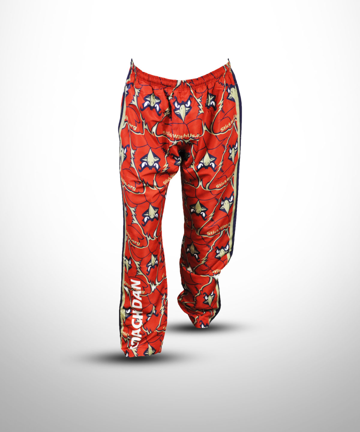 Full Dye Sublimated Warmups Pants – Adult